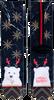 Mehrfarbige/Bunte XPOOOS Socken 70160  - small