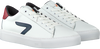 Weiße HUB Sneaker low HOOK-Z  - small