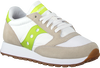 Gelbe SAUCONY Sneaker low JAZZ ORIGINAL VINTAGE  - small