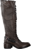 Taupe A.S.98 Hohe Stiefel 548301  - small
