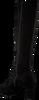 Schwarze UNISA Hohe Stiefel NATALIE  - small