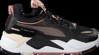Schwarze PUMA Sneaker low RS-X MONO METAL WN'S  - medium