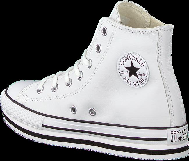Weiße CONVERSE Sneaker ALL STAR PLATFORM EVA-HI-  - large