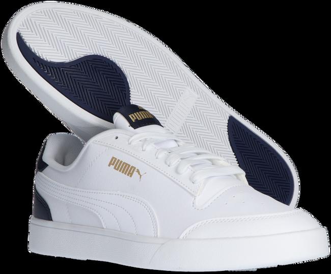 Weiße PUMA Sneaker low PUMA SHUFFLE  - large