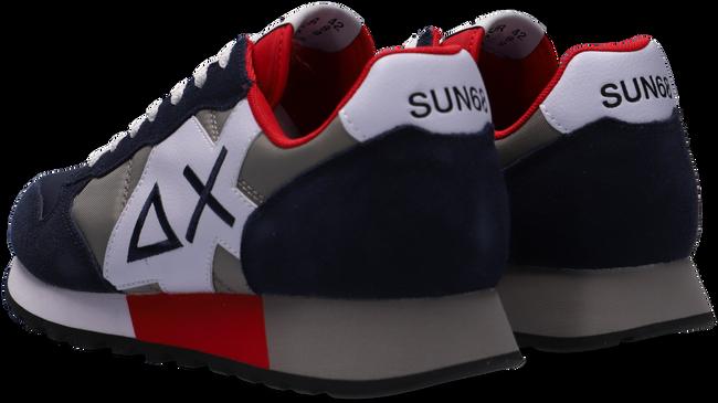 Blaue SUN68 Sneaker low JAKI BICOLOR  - large