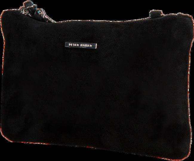 Schwarze PETER KAISER Clutch WAIDA  - large