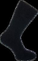 Schwarze MARCMARCS Socken ELLEN  - medium