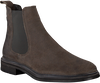 Braune GOOSECRAFT Chelsea Boots CHET CHELSEA - small