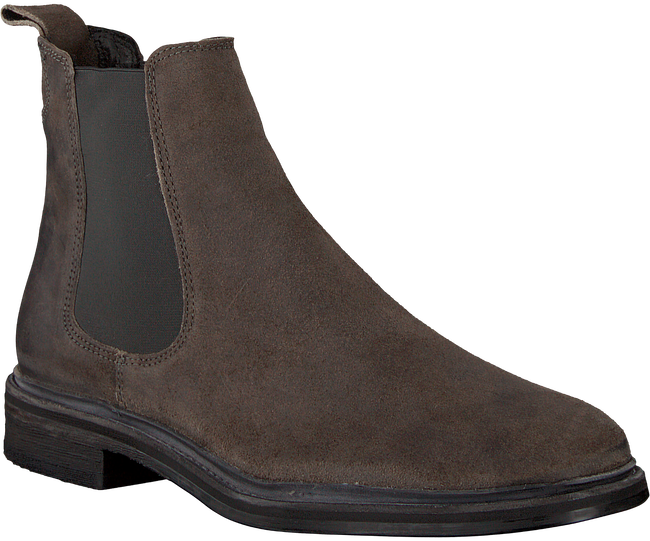 Braune GOOSECRAFT Chelsea Boots CHET CHELSEA - large
