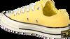 Gelbe CONVERSE Sneaker CHUCK 70 OX  - small