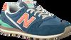 Blaue NEW BALANCE Sneaker low WL996  - small