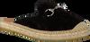 Schwarze KANNA Espadrilles KV7009 - small