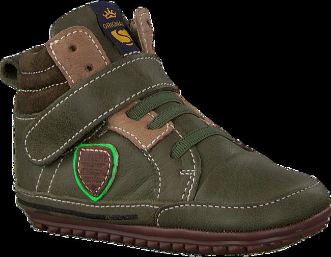 Grüne SHOESME Babyschuhe BP8W015 - large