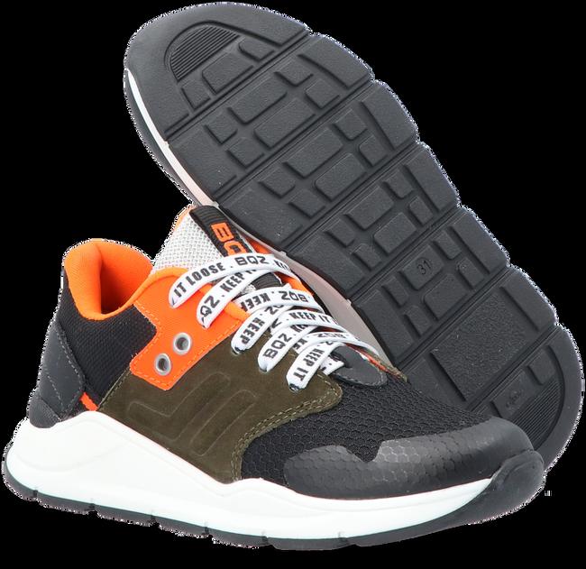 Schwarze BRAQEEZ Sneaker low RAMON RIO  - large