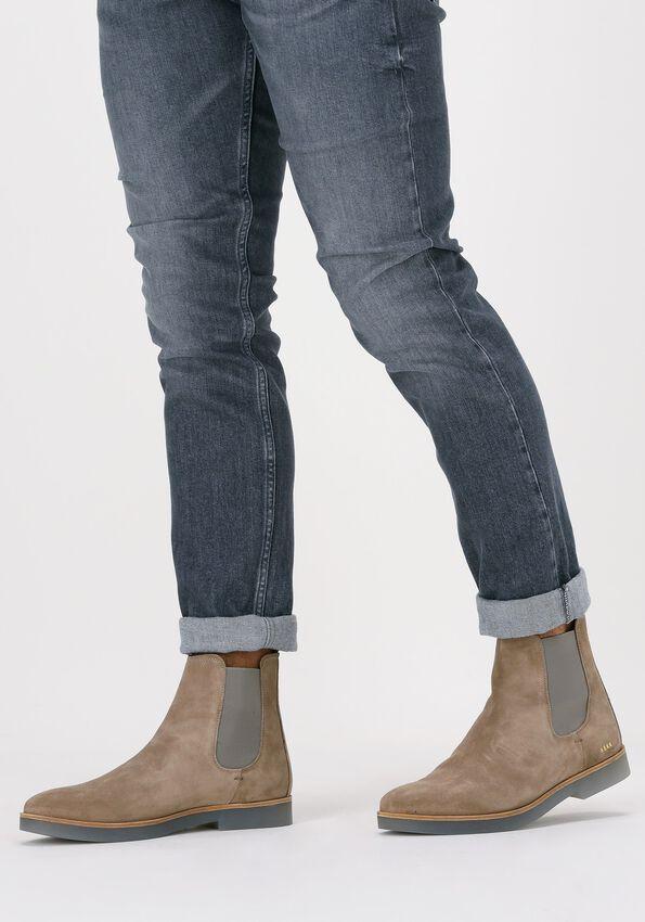 Taupe NUBIKK Chelsea Boots LOGAN CHELSEA - larger