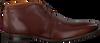 Cognacfarbene VAN LIER Business Schuhe 1956502  - small