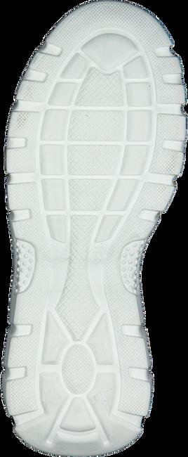 Weiße RED-RAG Sneaker low 13076  - large