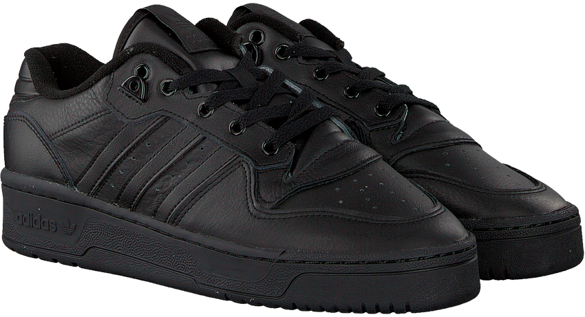 Schwarze ADIDAS Sneaker RIVALRY LOW  - larger