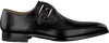 Schwarze MAGNANNI Business Schuhe 19531  - small