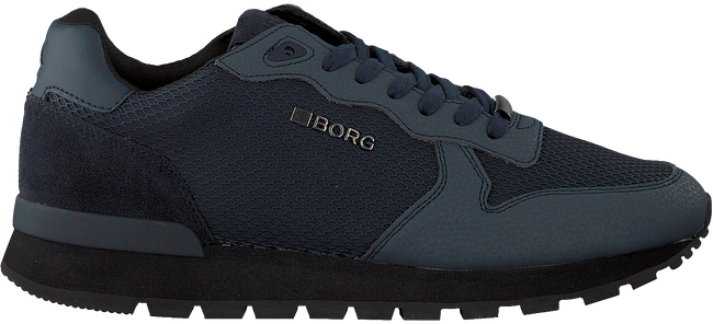Blaue BJORN BORG Sneaker R605 LOW KPU M  - large