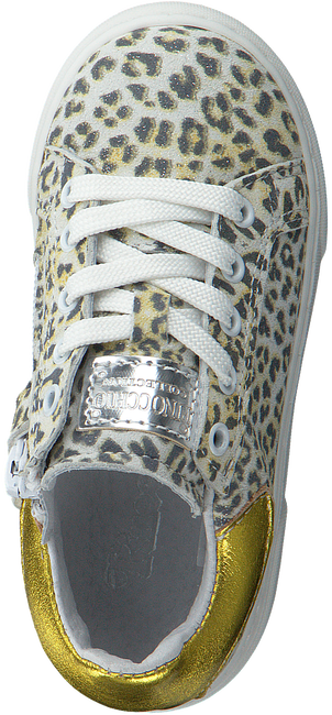 Gelbe PINOCCHIO Sneaker low P1307  - large