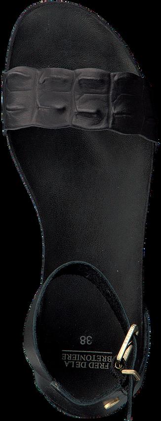 Schwarze FRED DE LA BRETONIERE Ankle Boots 170010069  - larger