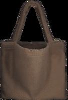 Braune STUDIO NOOS Shopper CHUNKY TEDDY MOM-BAG  - medium
