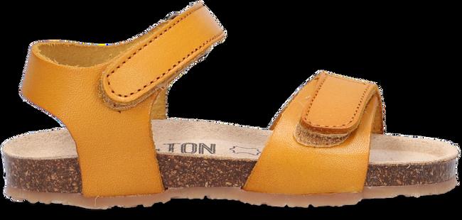 Gelbe TON & TON Sandalen FREYJA  - large