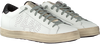 Weiße P448 Sneaker low JOHN WNM  - small