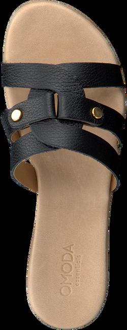 Schwarze OMODA Pantolette 179854  - large