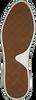 Beige UGG Slipper SAMMY CHEVRON METALLIC  - small