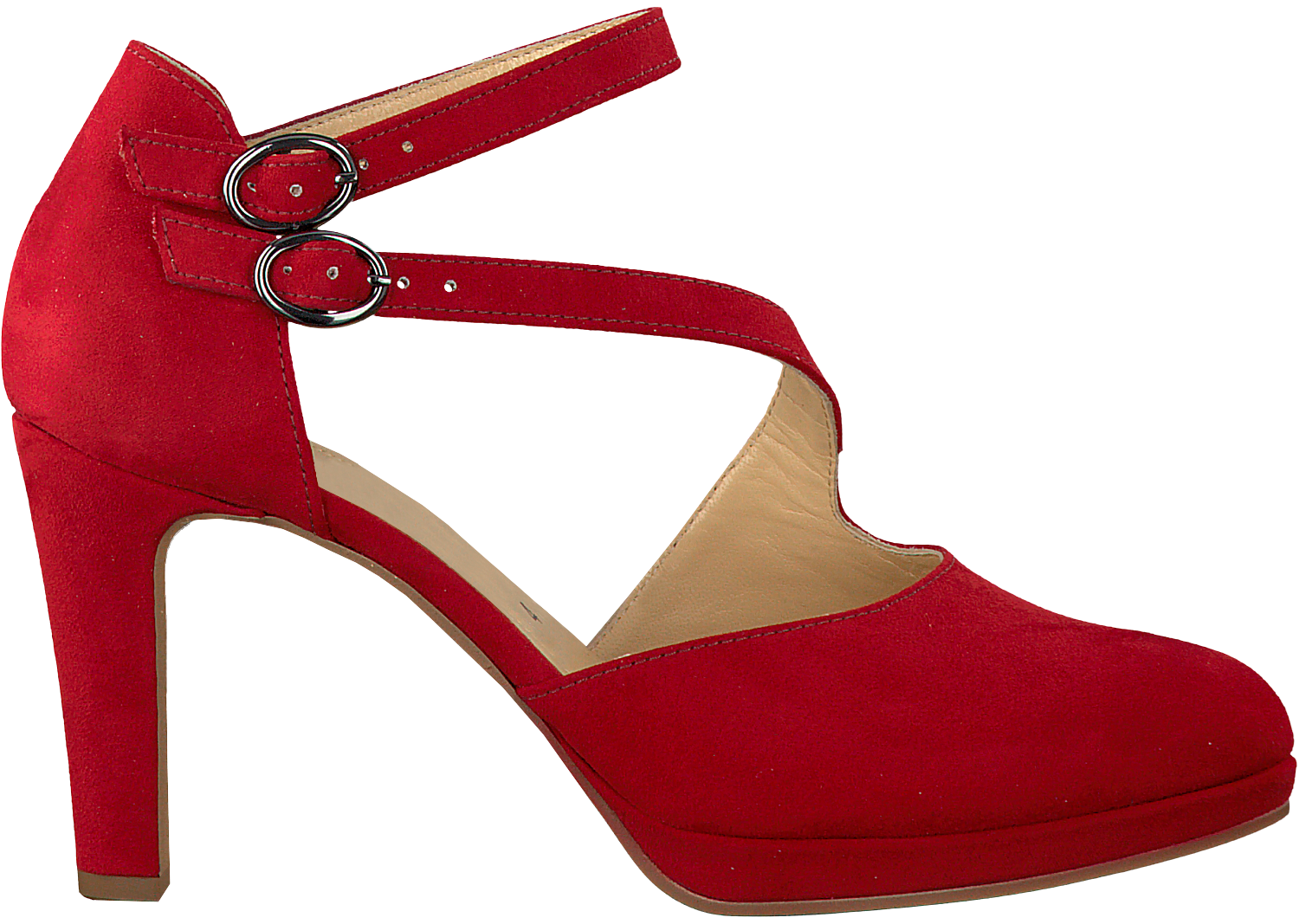 separation shoes 315aa f2294 Rote GABOR Pumps 370.1