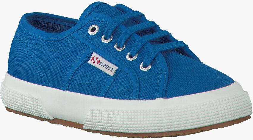 Blaue SUPERGA Sneaker 2750 KIDS - larger
