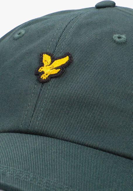 Grüne LYLE & SCOTT Kappe BASEBALL CAP  - large