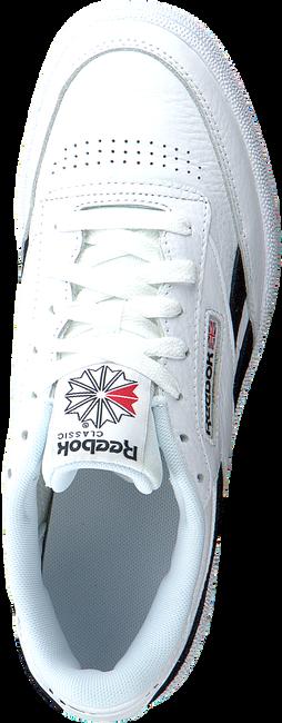 Weiße REEBOK Sneaker low CLUB C REVENGE MU WMN  - large
