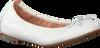 Weiße UNISA Ballerinas ACOR  - small
