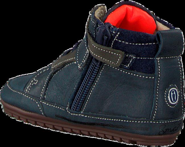 Blaue SHOESME Babyschuhe BP8W015 - large