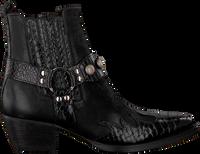Schwarze BILLI BI Loafer 4740  - medium