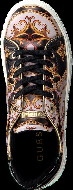 Schwarze GUESS Sneaker PARLAY5  - large