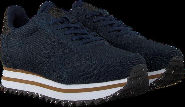 Blaue WODEN Sneaker low YDUN PEARL II PLATEAU  - large