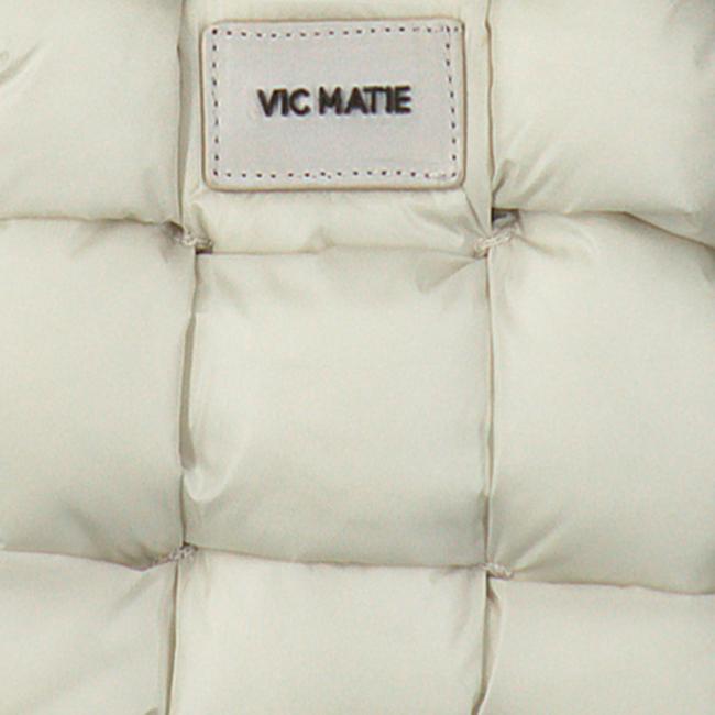 Weiße VIC MATIE Handtasche 1Z0562T  - large