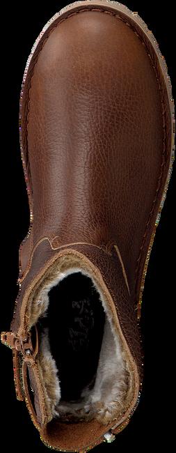 Cognacfarbene GIGA Stiefeletten 9531 - large