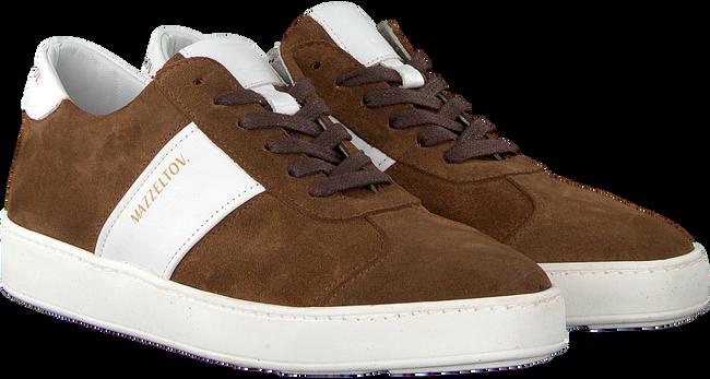 Cognacfarbene MAZZELTOV. Sneaker 3463  - large