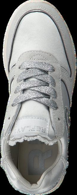 Silberne REPLAY Sneaker HENDRIX - large