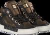 Goldfarbene RED RAG Sneaker 15662 - small