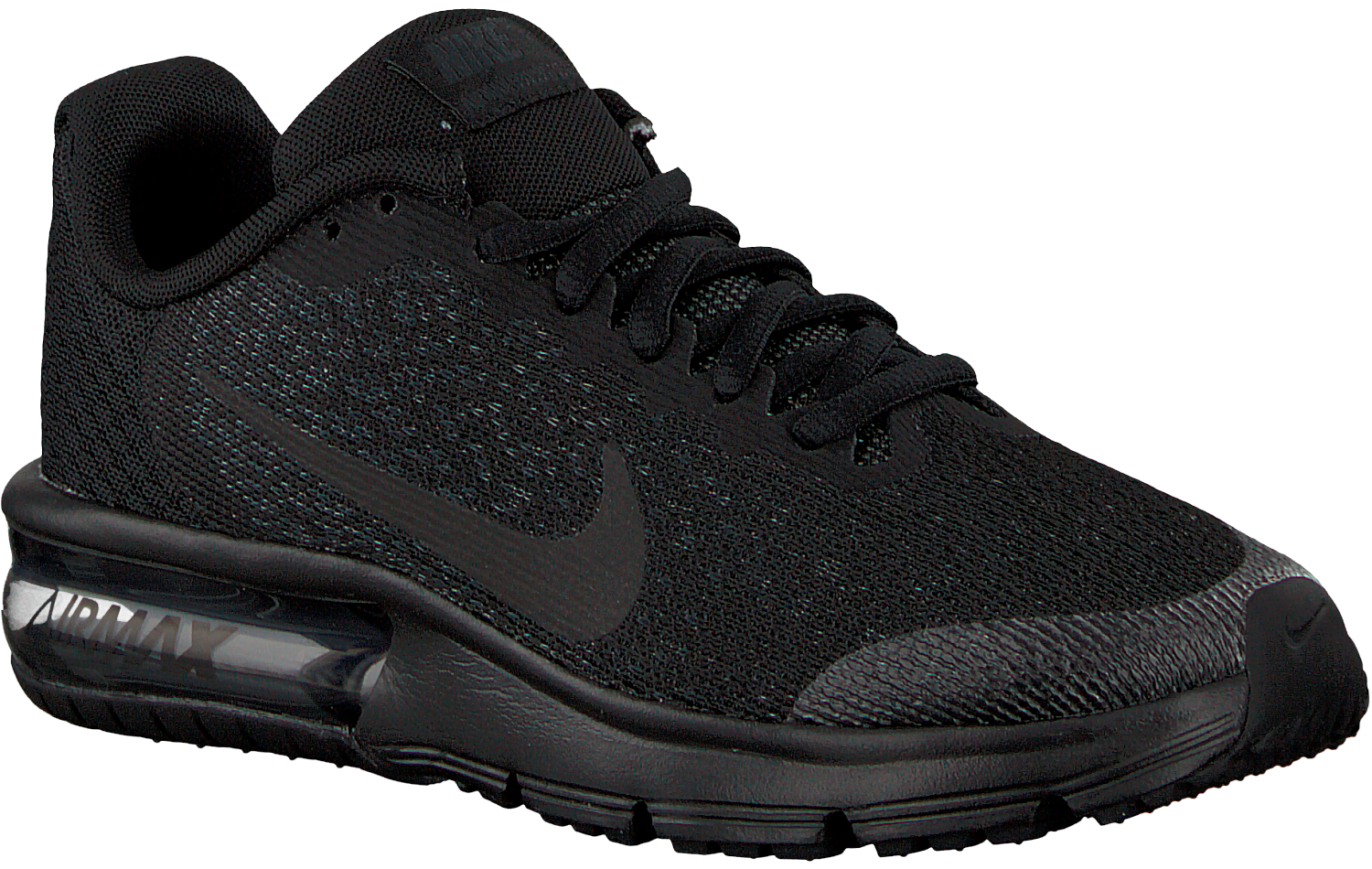 Schwarze NIKE Sneaker NIKE AIR MAX SEQUENT 2 (GS)
