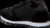 Schwarze WODEN Sneaker low YDUN SUEDE MESH II  - small