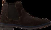 Braune MAZZELTOV Chelsea Boots MBURGO603.OMO1  - medium