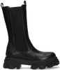 Schwarze NOTRE-V Chelsea Boots 01-574  - small
