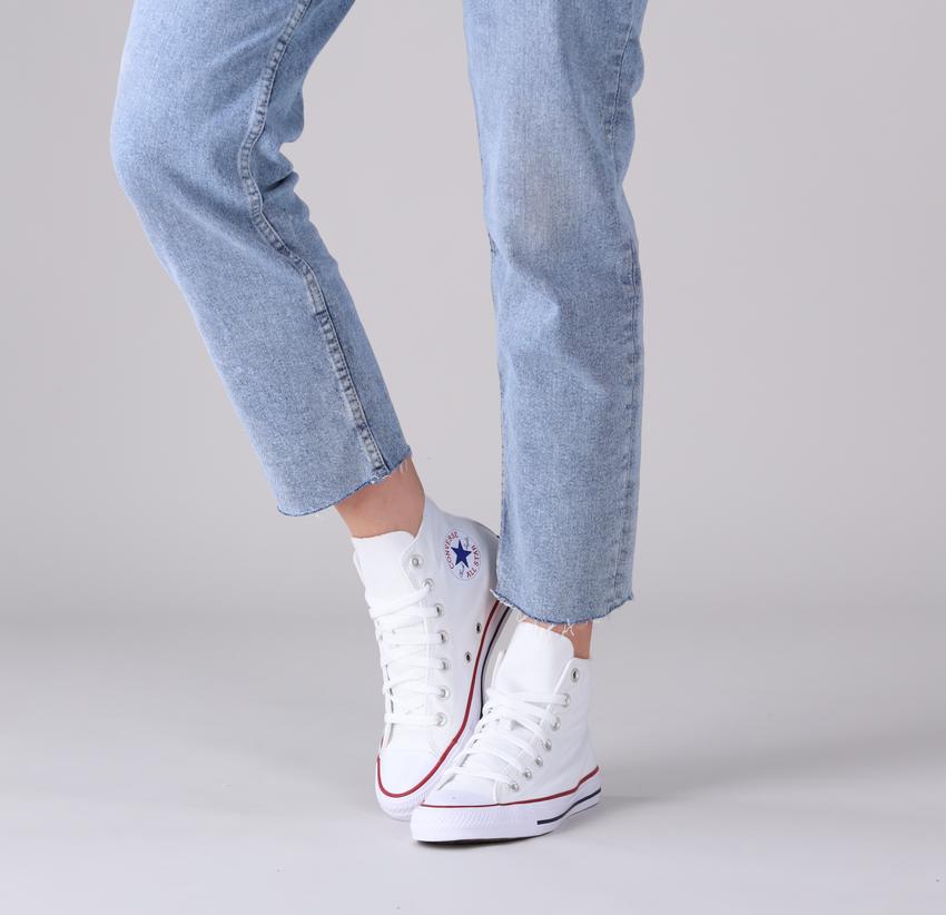Weiße CONVERSE Sneaker ALL STAR HIGH LINE  - larger